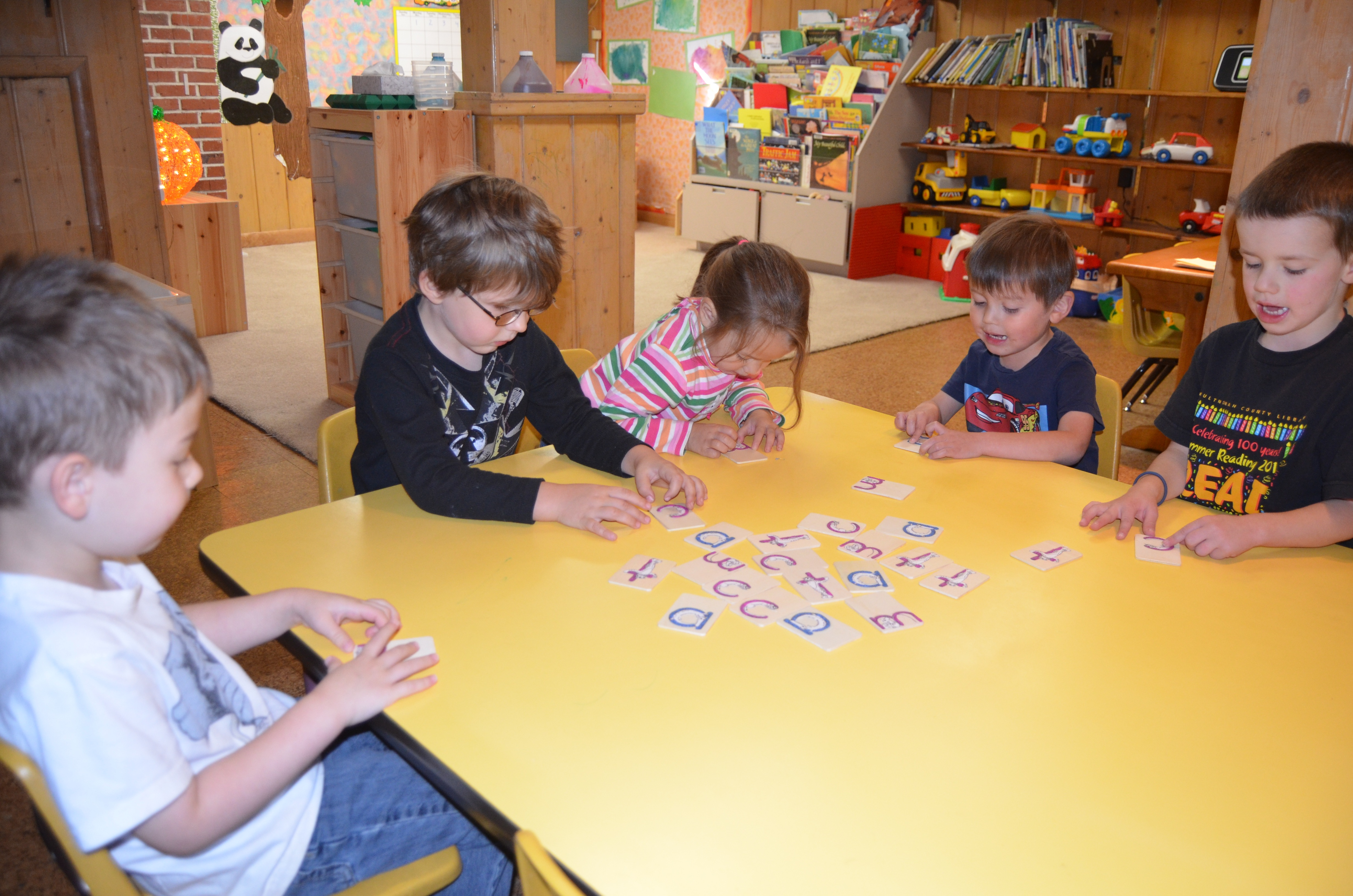child development essay montessori The montessori method is in a child-centered educational approach and it's  based on  development of the montessori method - maria montessori and the  isd.